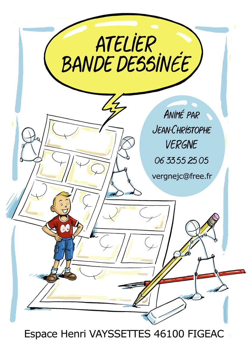 Ateliers bd 2015